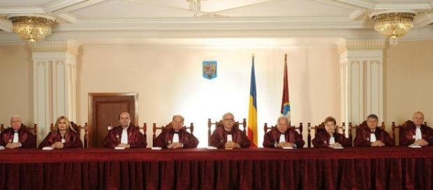 Curtea Constituţională a României