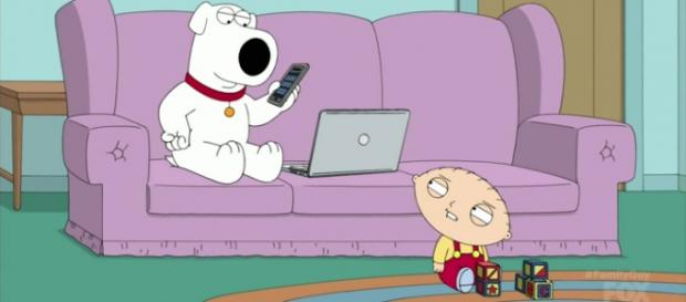 'Family Guy' - 'Road to India' screencap via FOX