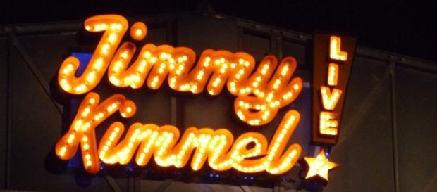 Jimmy Kimmel Live - Neon Tommy, September 22, 2011 via Flickr, Creative Commons Attribution