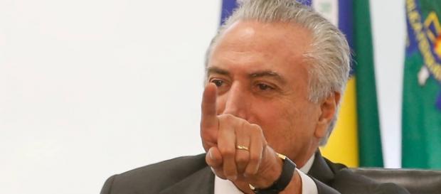 Michel Temer - Imagem: Folha de São Paulo
