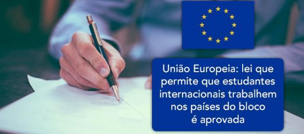 Nova diretiva do Parlamento Europeu permite que estudantes e pesquisadores trabalhem em países do bloco