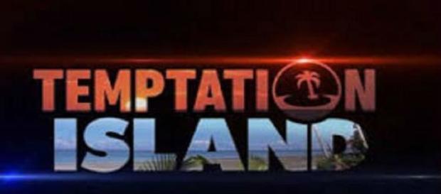 Temptation Island (Logo ufficiale della trasmissione)