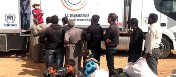 Unia Europejska nie jest w stanie poradzić sobie z tak licznym napływem uchodźców, fot. flickr