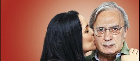 As saudades de Marta Cruz pelo pai