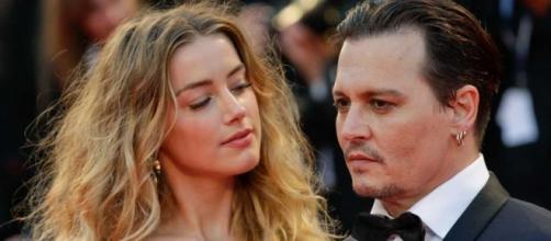 Amber Heard Files Divorce (Twitter)