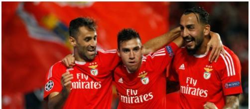 Benfica já encontrou solução para saída de Gaitán