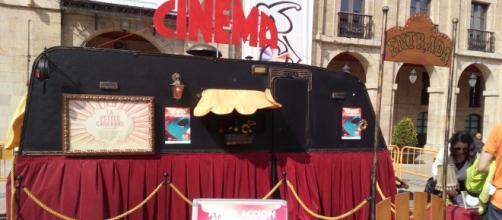 Caravana Le Petit Cinema #Palabradecorto