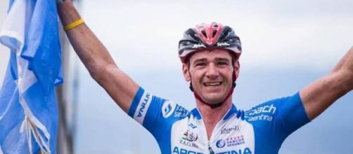 Catriel Soto se aseguró la participación en los Juegos Olímpicos tras el cierre del ranking de mountain bike