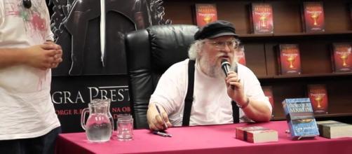 El autor habla sobre la matanza de personajes