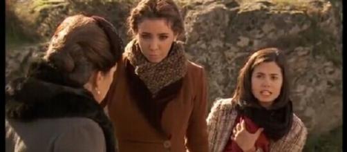 Francisca riesce a scoprire dove si nasconde Maria