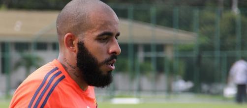 Goleiro Danilo Fernandes ex Sport agora Internacional