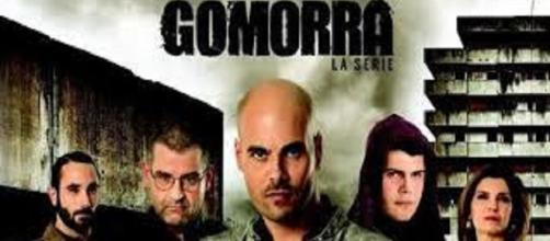 Gomorra la serie 2 in replica Sky