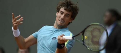 Guido Pella quedó eliminado en la segunda ronda de Roland Garros ante el local Gilles Simón