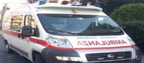 Incidente stradale a Marino (Roma)
