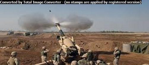 L'assedio delle forze irachene a Falluja
