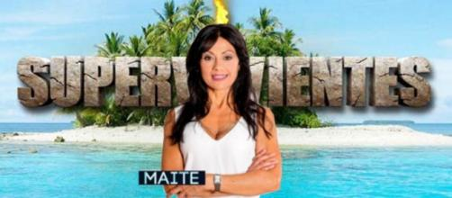 Maite Galdeano, ¿nueva concursante de 'Supervivientes'?