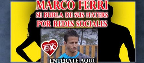 Marco se burla de sus seguidores