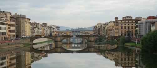 Voragine Firenze, crollo Lungarno Torrigiani