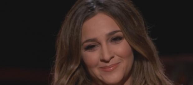 Alison Porter foi a grande vencedora do The Voice
