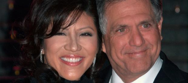 'Big Brother' host Julie Chen and husband Les Moonves. David Shankbone/Wikimedia Commons