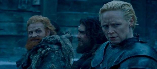 Brienne y Tormund están haciendo las delicias de los fans