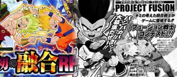 Dragon Ball Fusions- Personajes