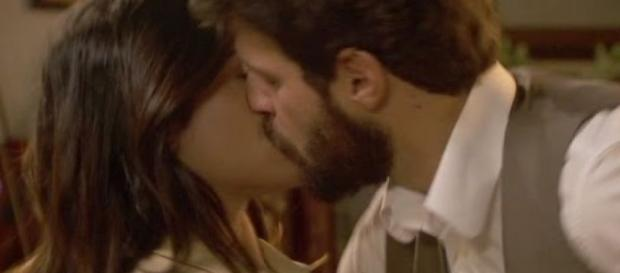 Il Segreto, anticipazioni estate: Ines e Bosco si baciano