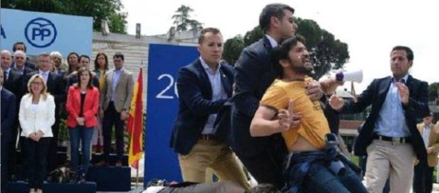 Lagarder Danciu - scandal în Spania