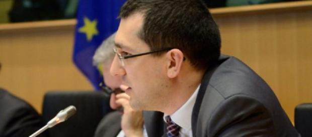 Ministrul Sănătății, Vlad Voiculescu. Foto: radiocluj.ro
