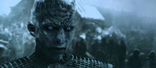 Source: Night King from 'Game Of Thrones' as seen on a clip from YouTube