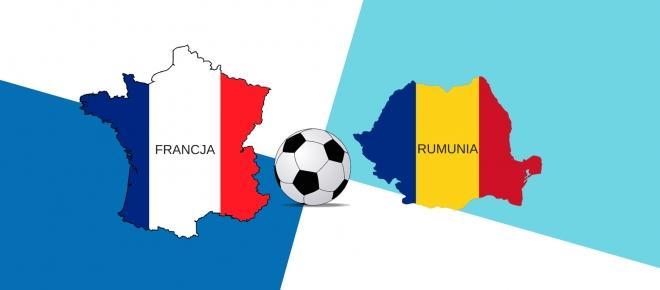 Francja - Rumunia, mecz otwarcia Mistrzostw Europy