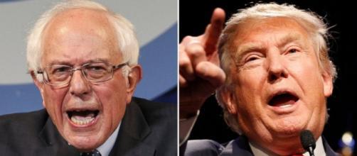 Bernie Sanders pode vir a debater com Trump