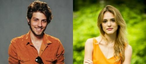 Chay Suede e Isabelle Drumond irão viver um casal na próxima novela das nove