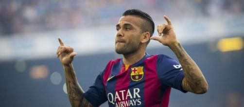 Dani Alves, destination Turin !