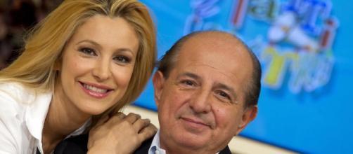 E' guerra tra Adriana Volpe e Giancarlo Magalli