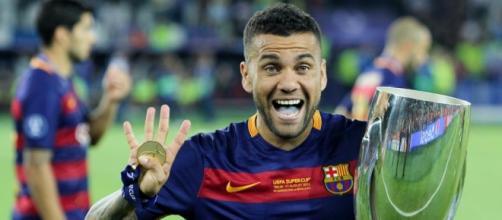 Juventus, accordo con Dani Alves?