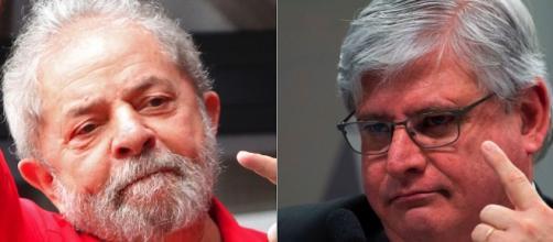O Procurador-geral da República, Rodrigo Janot, defende que os grampos que captaram as falas entre Lula e Dilma são legais.