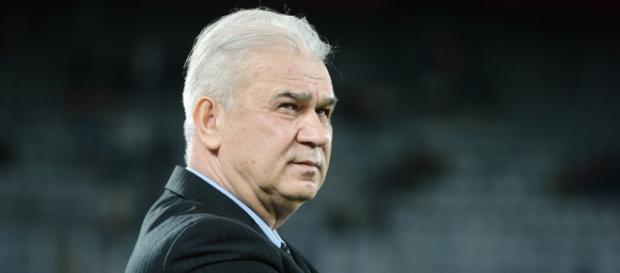 Anghel Iordănescu, tehnicianul Naționalei României
