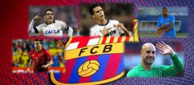 El Barça planea varios fichajes de una tacada ante la salida de varios jugadores