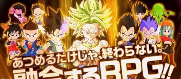 Fusiones raras de Dragon Ball.