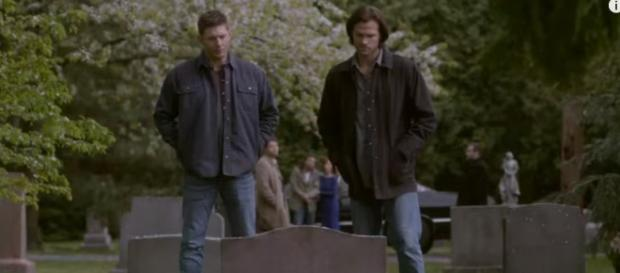 Image from YouTube trailer for 'Supernatural' Season 11 finale