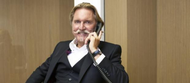 Ingo Lenßen (55) hilft mittwochs in SAT.1 Gold