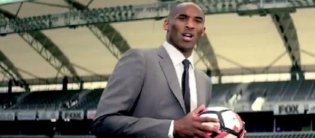 Kobe Bryant será la imagen de la Copa América Centenario para la televisión