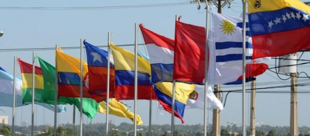 Los miembros plenos de Mercosur son Argentina, Brasil, Paraguay, Uruguay y Venezuela.