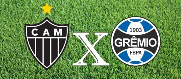 Na TV e online: Atlético-MG x Grêmio