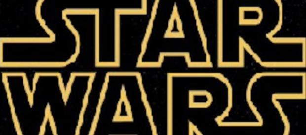 Original 'Star Wars' logo. By George Lucas, ILM, Lucasflim - Star Wars, Public Domain