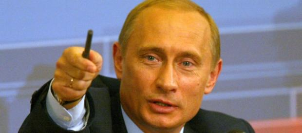 Putin wydaje rozkazy swoim agentom w Szczecinie