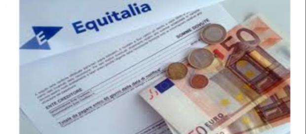 Rate Equitalia da 50 euro invece di 100 e già preparate
