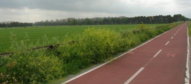 Roma e il problema delle piste ciclabili.
