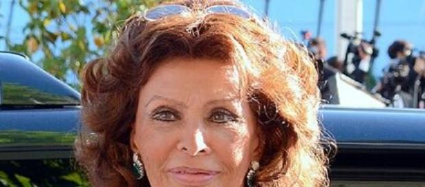 Sophia Loren in Romania - Photo: commons.wikimedia.org